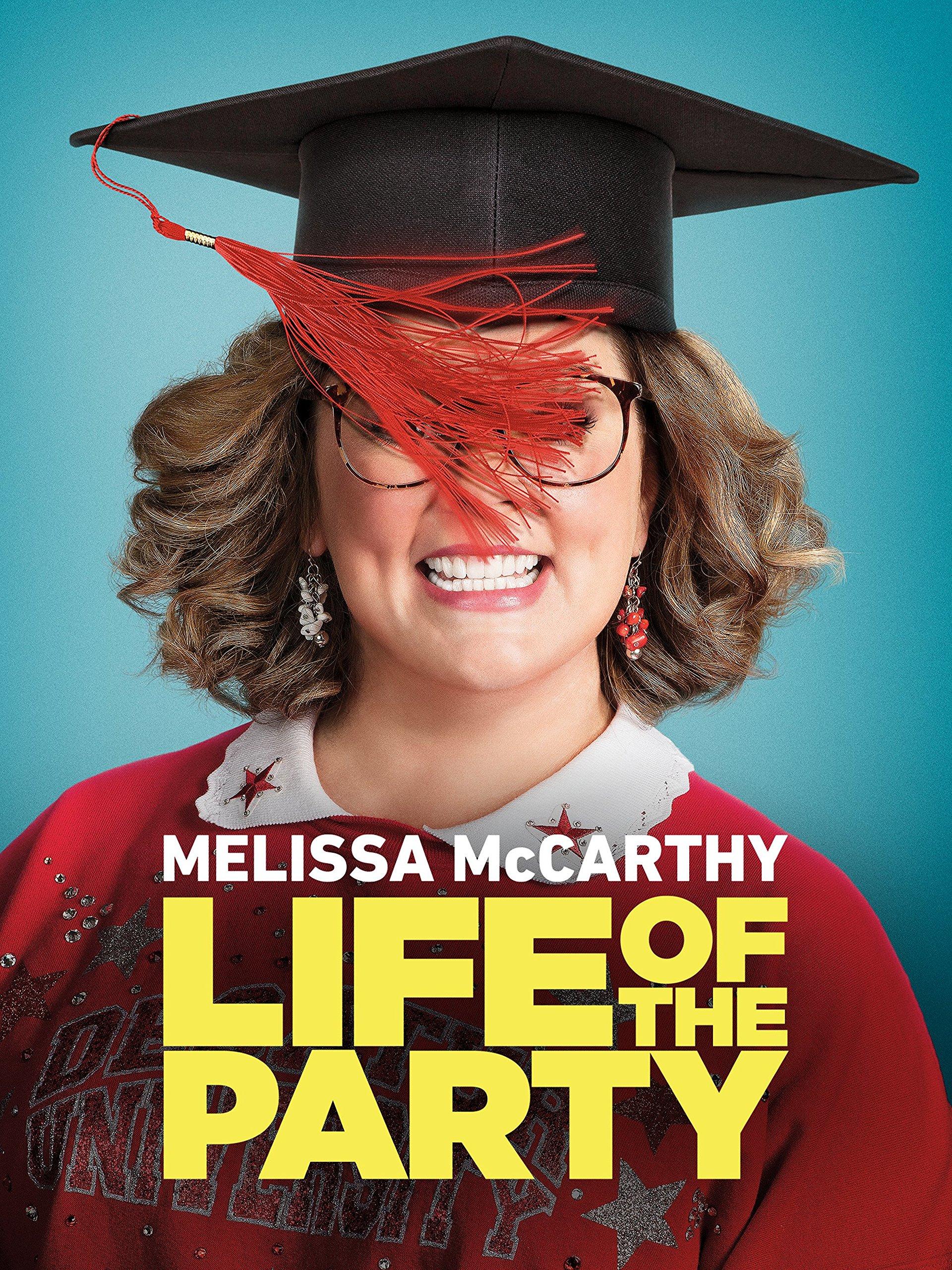Amazon.com: Life Of The Party: Melissa McCarthy, Gillian ...