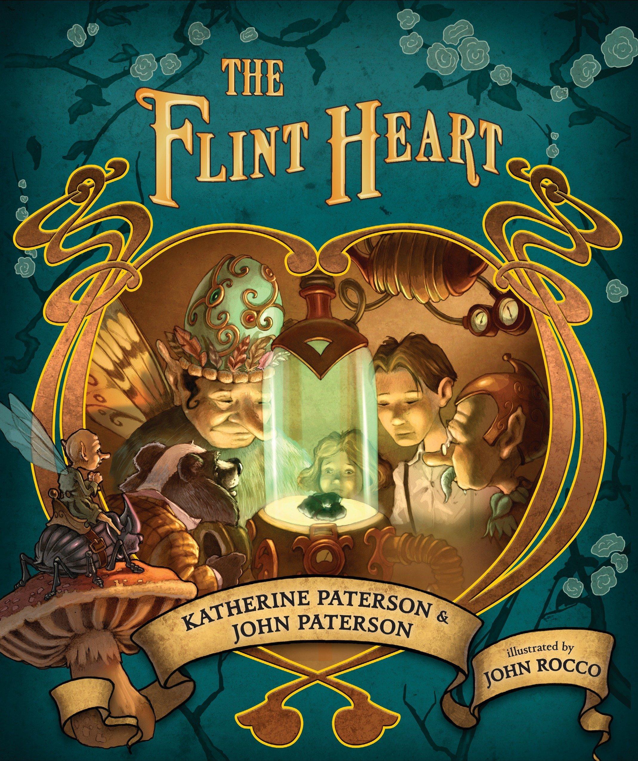 Ebook by Katherine Paterson - The Flint Heart Pdf ISBN-10
