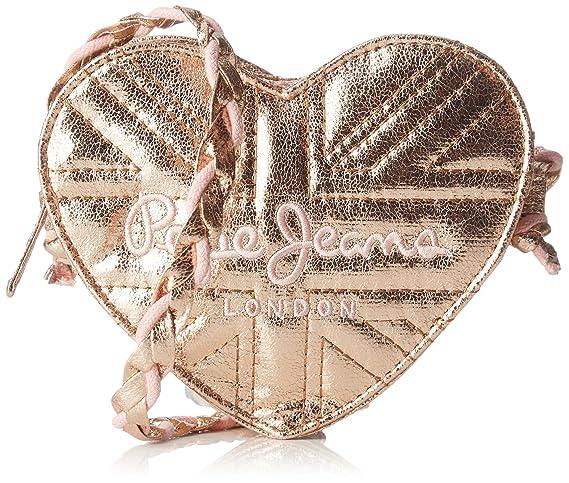 Pepe Jeans Hana Bag PG030215, Paraguas para Niñas, Rosa (Powder Pink 302), One Size: Amazon.es: Ropa y accesorios