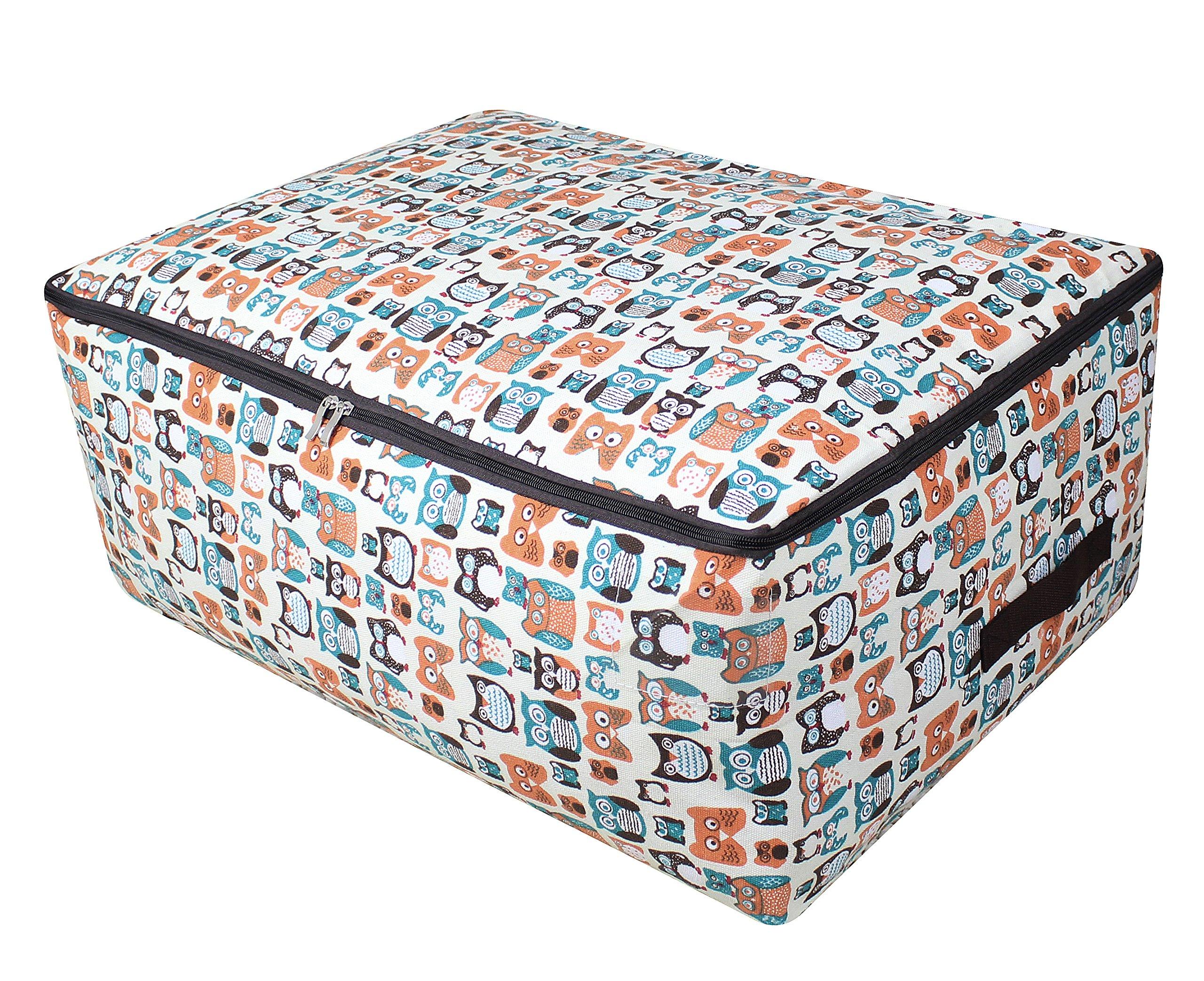Bolsa de almacenamiento de edredón, organizador de almacenamiento de edredón Bolsa de ahorro de espacio