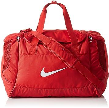 Nike Club Team Swoosh Duffel M Bolsa de deporte, 53 cm, 52 ...