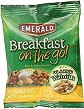Emerald Breakfast On-The-Go Breakfast Nut Blend, (Pack of 24)