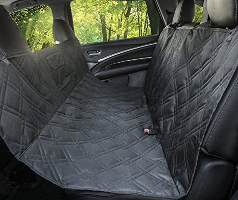 Car Seat Cover For Dogs Cats And Pets Waterproof Scratch Proof