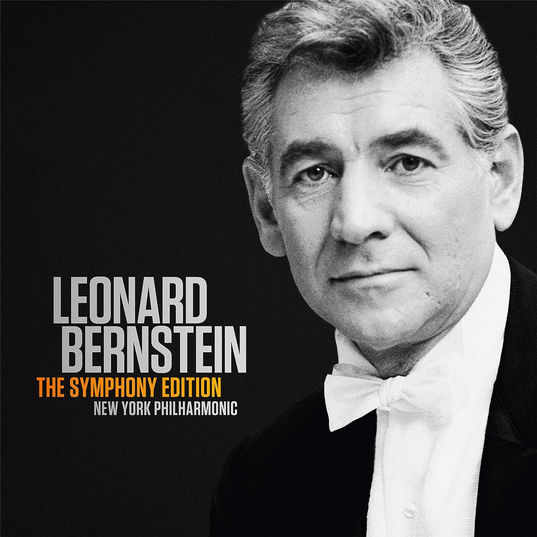 Bernstein Symphony Edition - Leonard Bernstein: Amazon.de: Musik