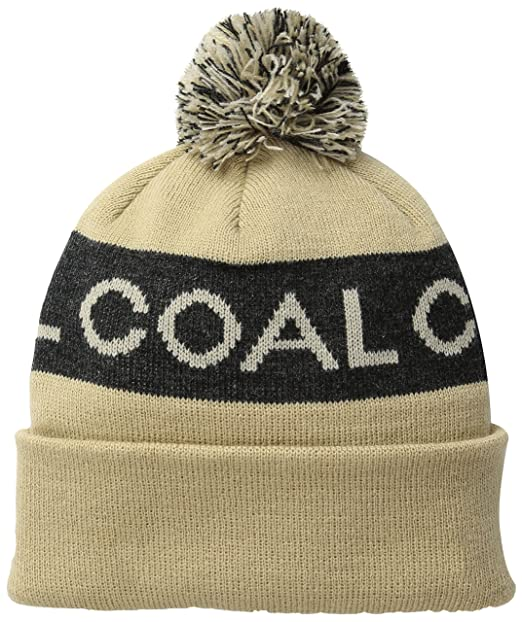 Amazon.com  Coal Men s The Team Fine Knit Classic Pom Beanie 5b64cedb6d6