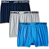 Rupa Jon Men's Cotton Trunks (Pack of 3) (Colors May Vary)
