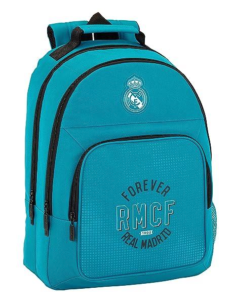 Safta Mochila Real Madrid 3ª Equip. 17/18 Oficial Mochila Escolar, 320x160x420mm