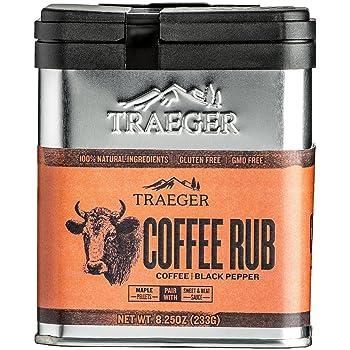 Traeger BBQ Coffee Rubs