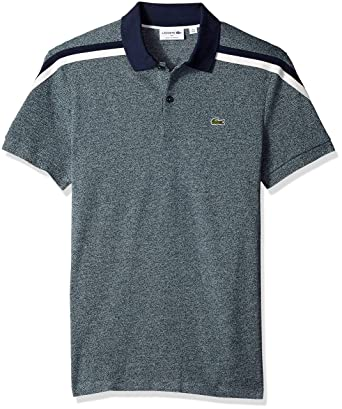 Amazon.com: Lacoste - Polo de manga corta para hombre: Clothing