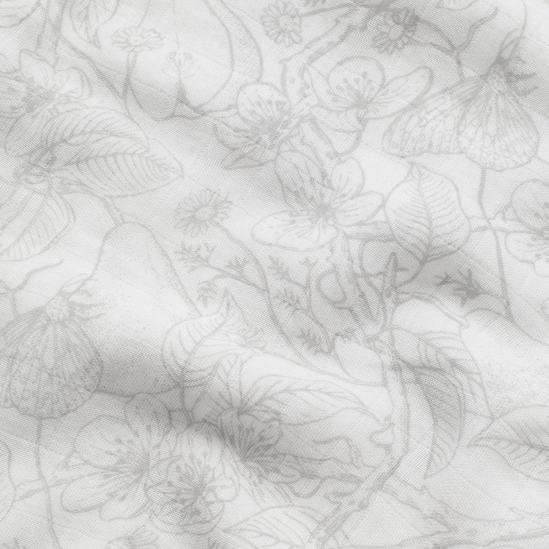 Garden Print Storksak Muslin