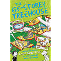 The 65-Storey Treehouse: The Treehouse Books 05 (The Treehouse Series Book 5) (English Edition)
