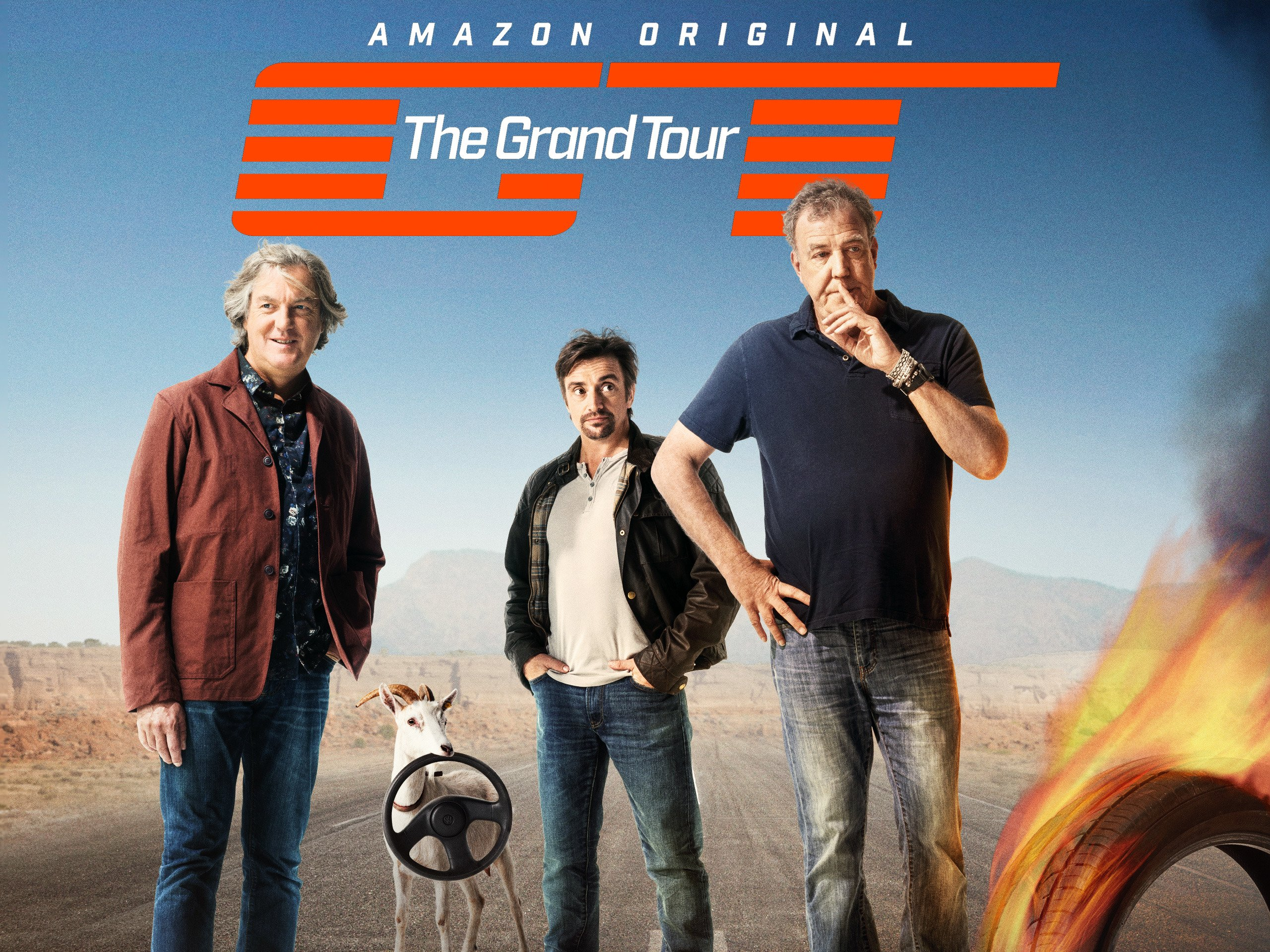 Amazonde The Grand Tour Staffel 1 Dtov Ansehen