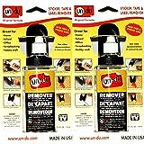 Bulk Buy: Un Du Products Un Du Adhesive Remover 4 Ounces 01004-20 (2-Pack)