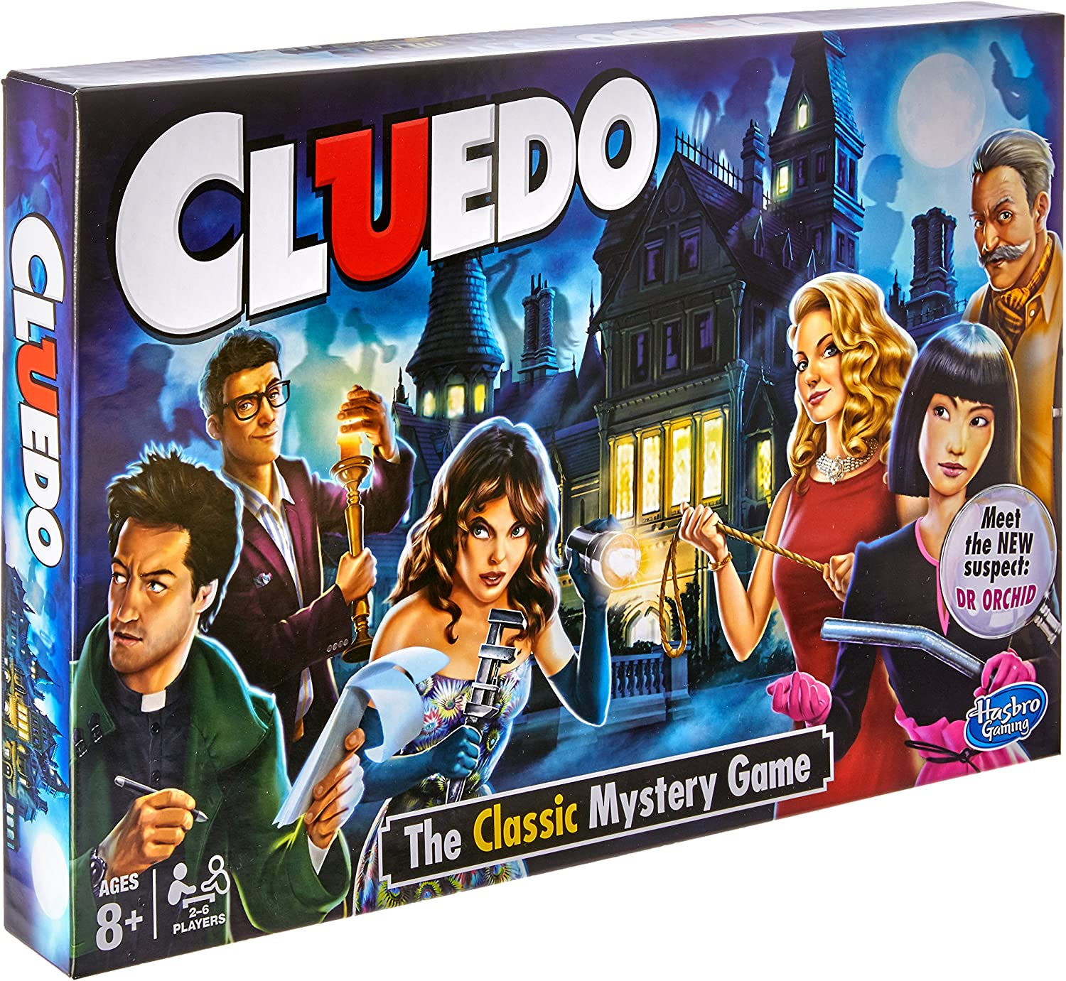 Clue Game by Hasbro: Amazon.es: Juguetes y juegos