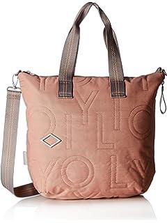 Spell Shopper LVZ Mud Damen Schultertasche grün/khaki (32x38x10cm) Oilily