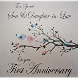 first wedding anniversary gift for daughter and son in law