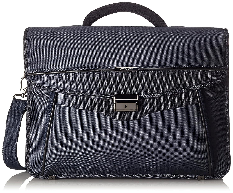 Samsonite Briefcase 1 Gusset 15.6' (Black) -Desklite Aktentasche 67768-1041