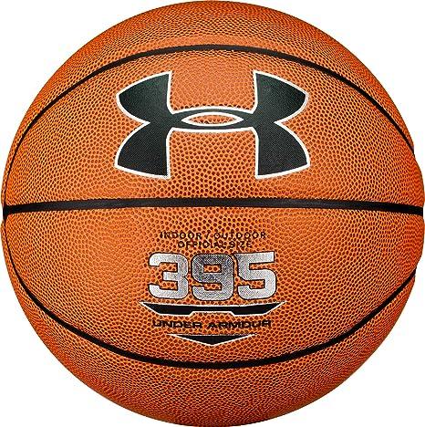 Under Armour 395 - Balón de Baloncesto Compuesto para Interiores y ...