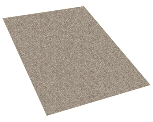 Dream Weaver 5 x8 Indoor Area Rug – Hawthorn 30oz – Plush Textured Carpet for Residential or Commercial use with Premium Bound Polyester Edges.