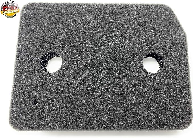 Schiuma 2x-Set filtro per Miele T 8926 WP EcoComfort T 8927 WP EcoComfort