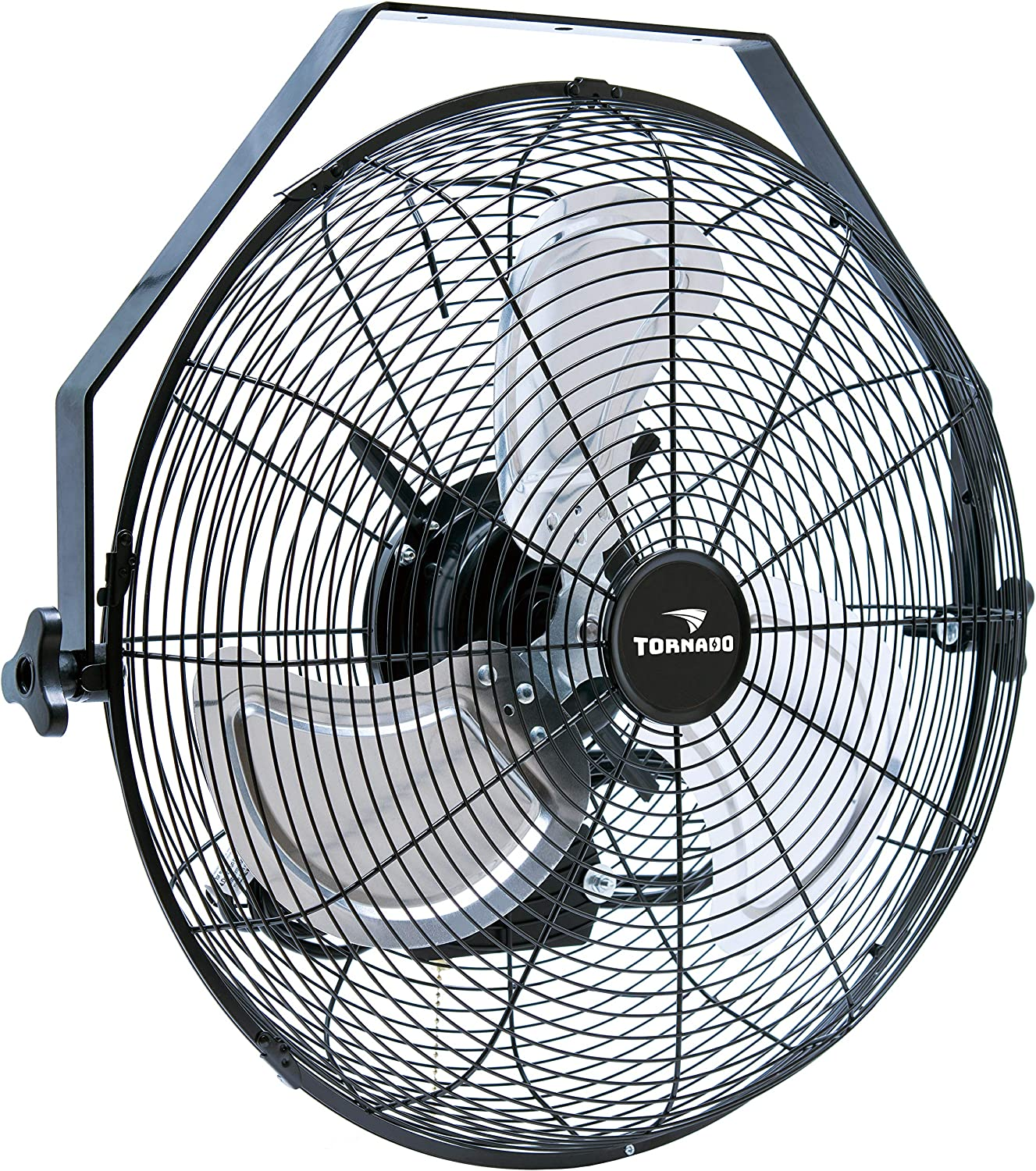 Tornado 18-Inch High-Velocity Industrial Wall Fan