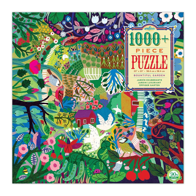 Eeboo 1008 Piece Family Puzzle Sloths