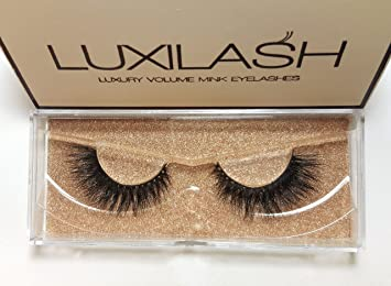 8b2a912f204 LUXILASH RIRI Amazing Double Layered Fake 3D Mink Lashes - Reusable 25  Times Luxury Strip Natural