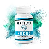 Next Level Focus | Caffeine with L-Theanine and Magnesium for Sustained Energy & Focus - Focused Energy for Your Mind & Body - No Crash