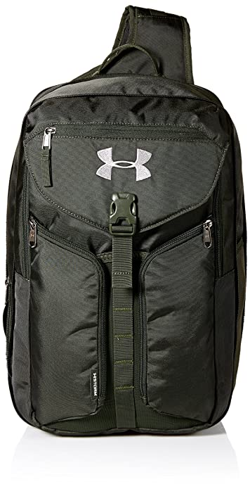 Under Armour Compel Sling 2.0, color Verde, talla ...