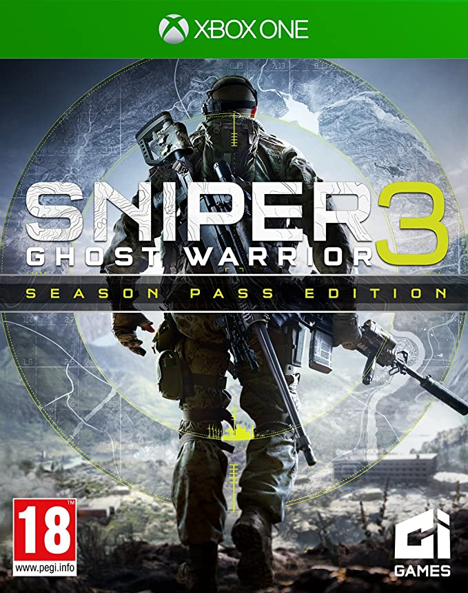 Sniper: Ghost Warrior 3 Season Pass Edition - Xbox One ...