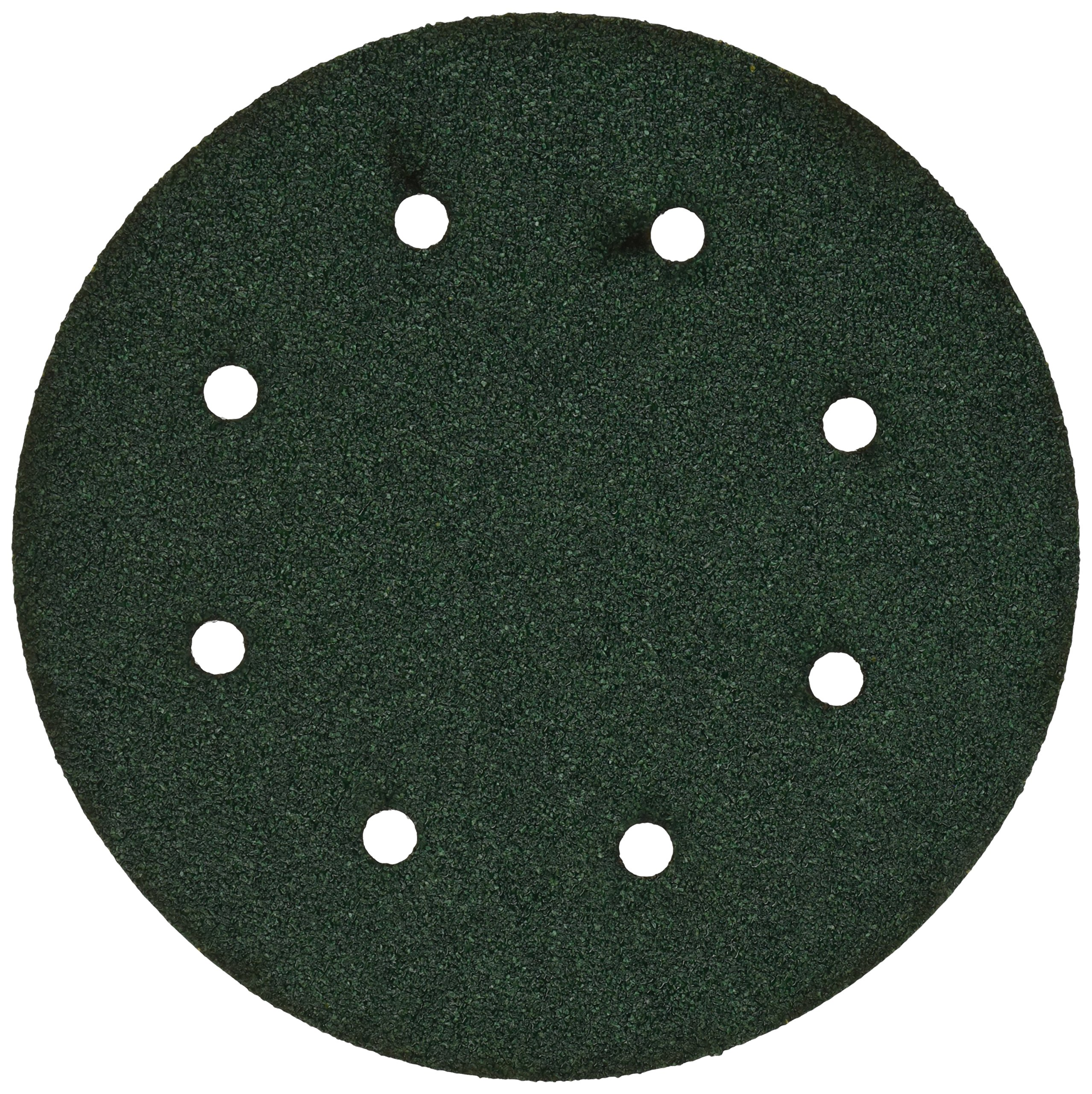 3M 00624 Green Corps Hookit 8'' 40E Grit Regalite Dust-Free Disc by 3M (Image #1)