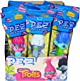 Trolls Pez Dispensers (Pack of 12)