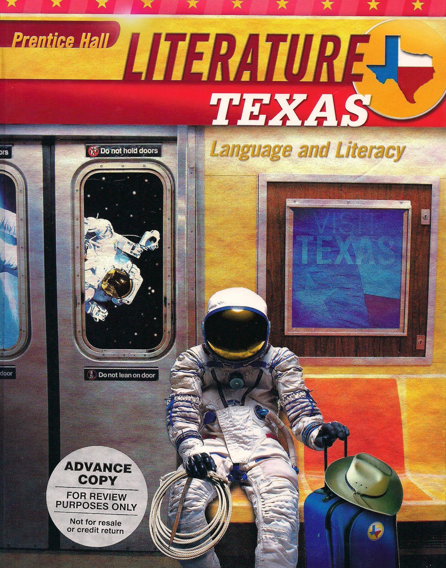 Prentice Hall Literature Texas Language And Literacy Grade