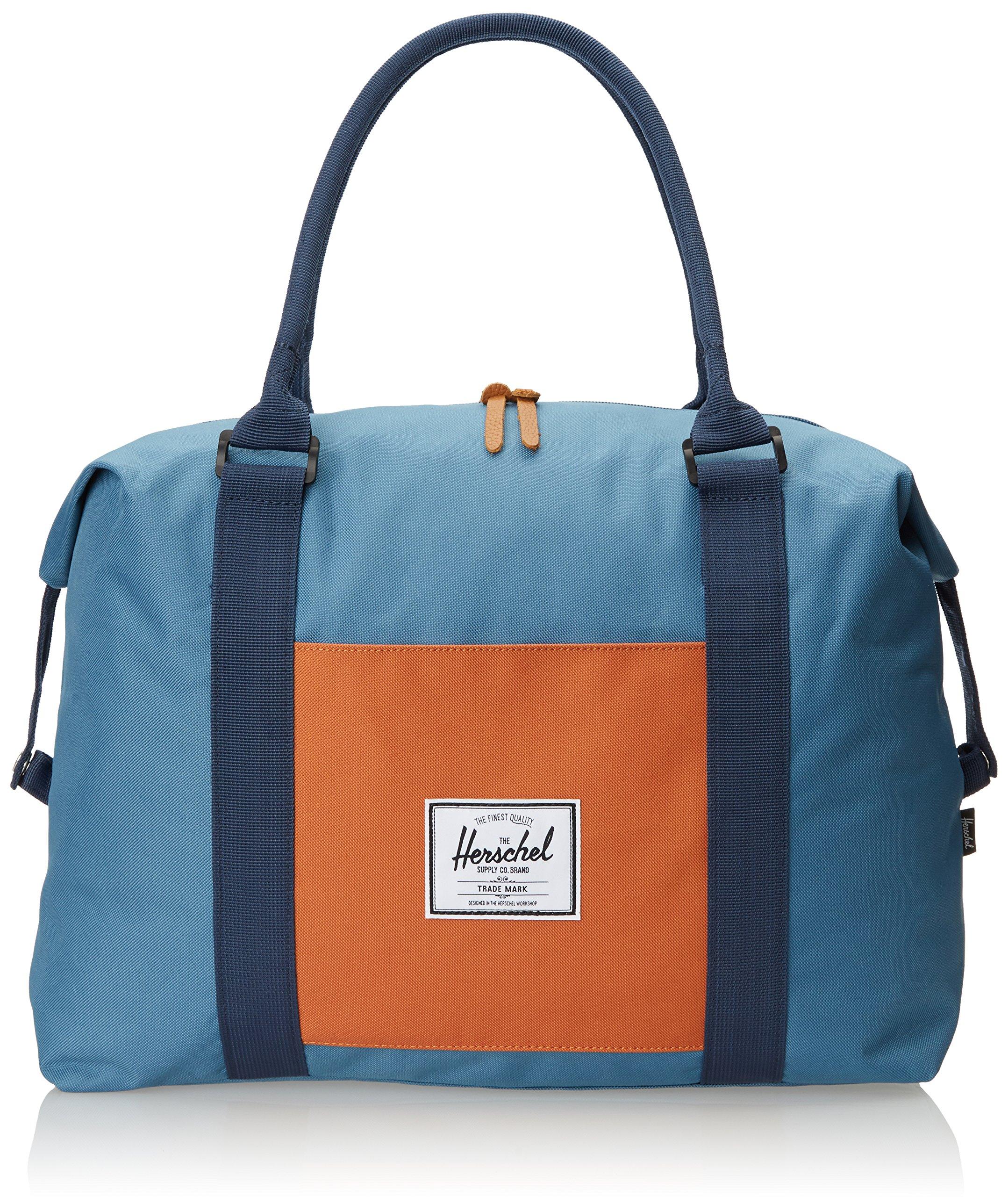 Herschel Supply Co. Strand, Cadet Blue/Carrot/Navy, One Size