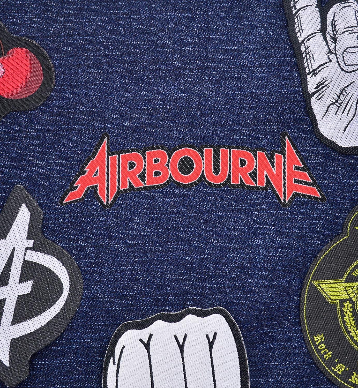 Airbourne Logo Cut-Out Aufn/äher