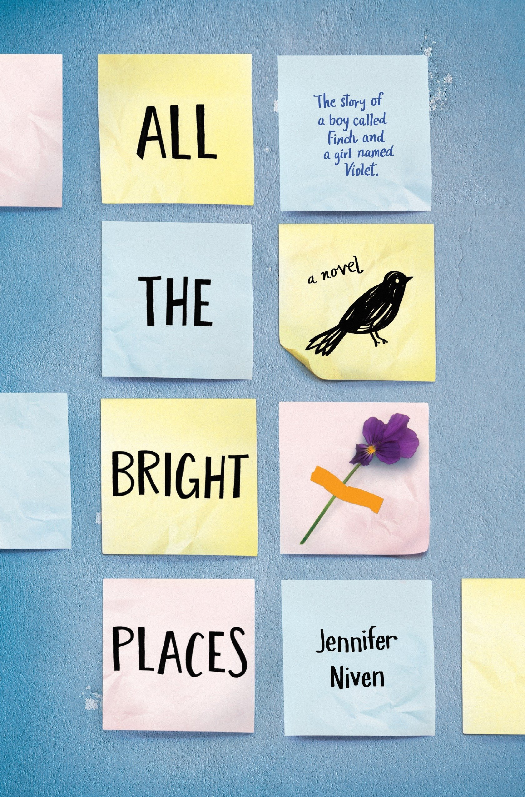 All the Bright Places pdf