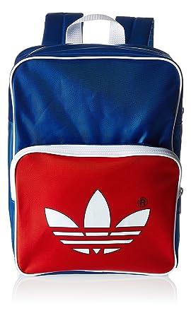 adidas Archive BP AC Mochila, Unisex Adulto, (Azul/Rojo), 24x36x45 cm (W x H x L): Amazon.es: Deportes y aire libre