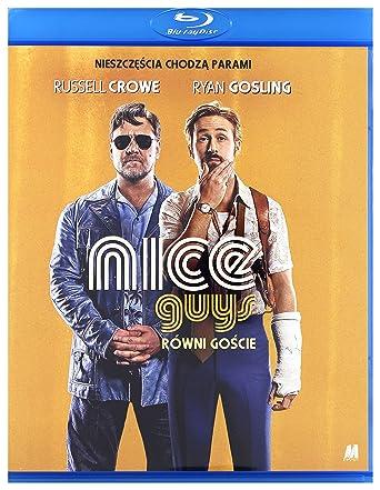 The Nice Guys Blu-Ray Region Free IMPORT No hay versión española ...