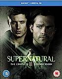 Supernatural - Season 11 [Blu-ray] [2016]