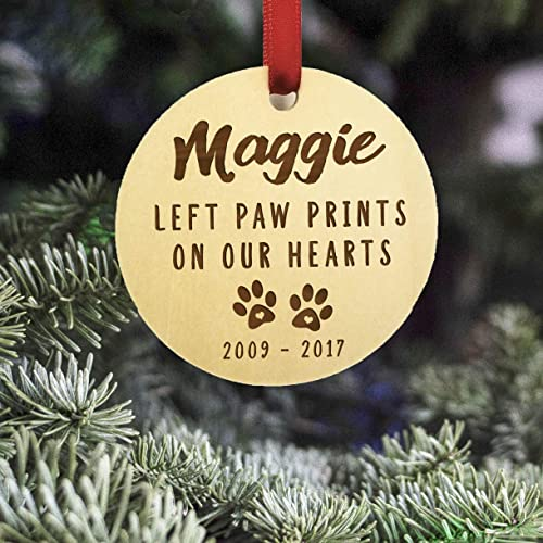 Pet Remembrance Ornament - Pet Christmas Ornament - Christmas for Dogs -  Christmas for Cats - - Amazon.com: Pet Remembrance Ornament - Pet Christmas Ornament