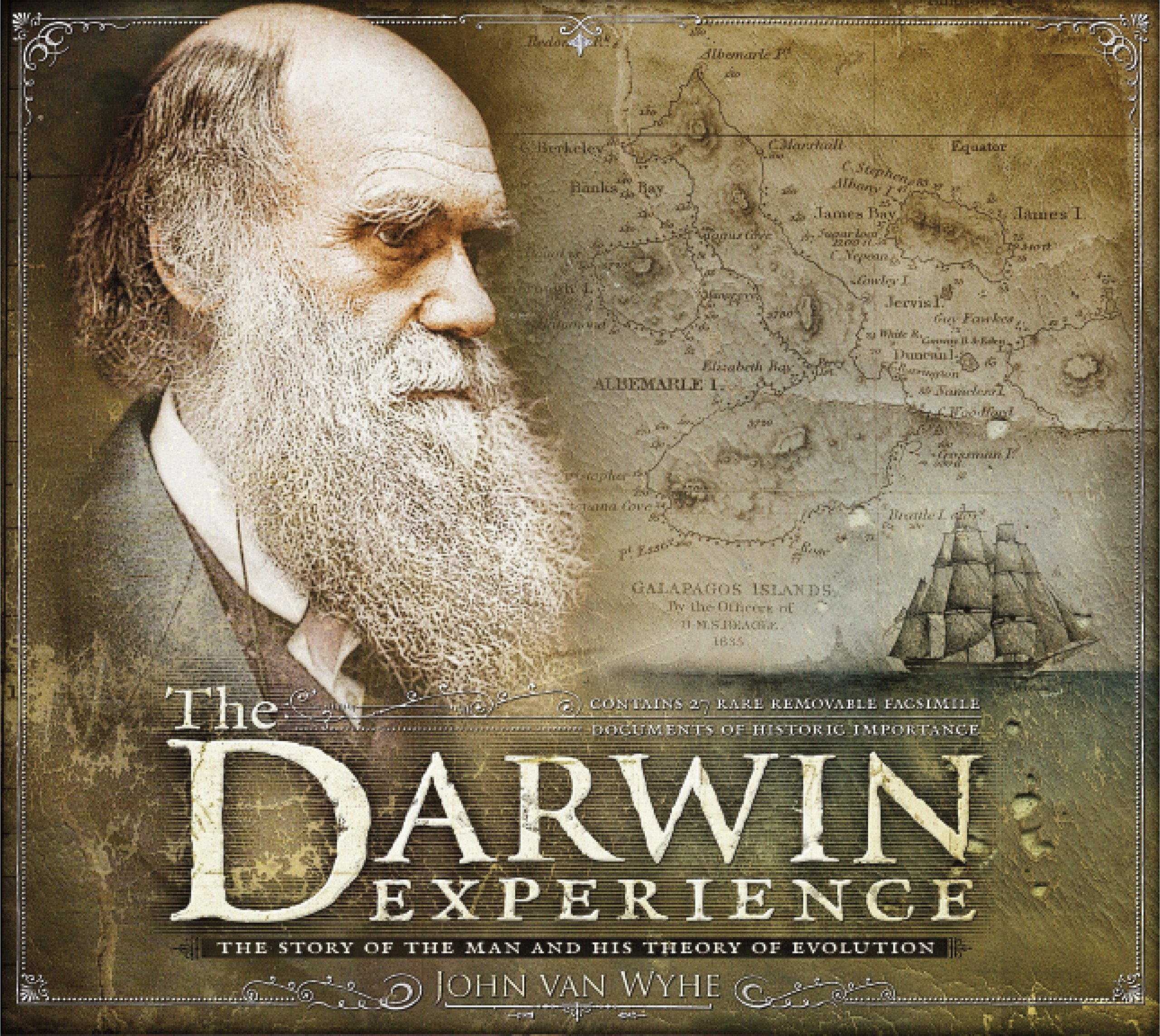 The Darwin Experience: The Story of the Man and His Theory of Evolution pdf
