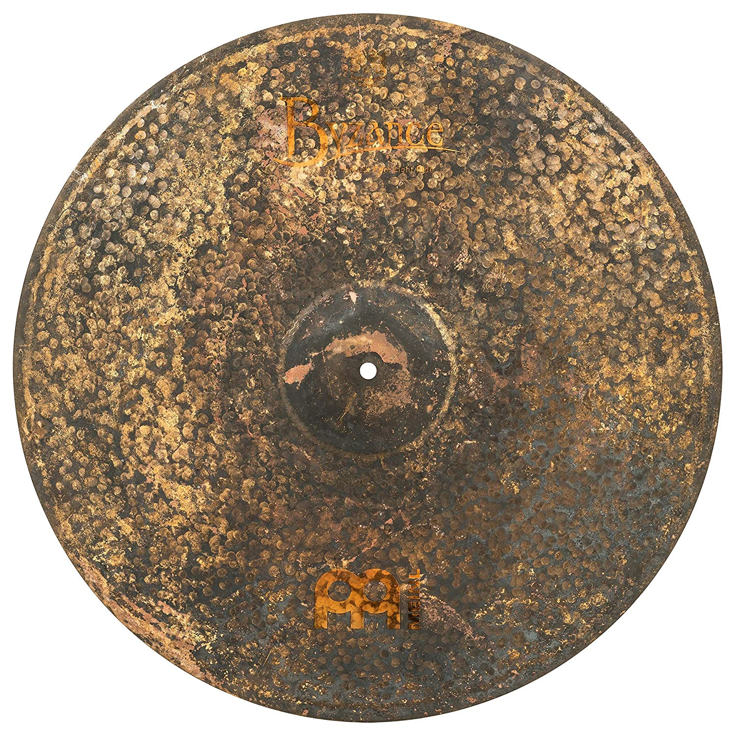 Meinl Cymbals B22VPLR Byzance 22-Inch Vintage Pure Light Ride Cymbal (VIDEO) Meinl USA L.C.