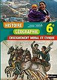 Histoire, Géographie, Enseignement Moral et Civique (EMC) 6e - Nouveau programme 2016