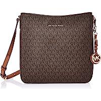 Michael Kors Signature Crossbody Bag for Women - Leather
