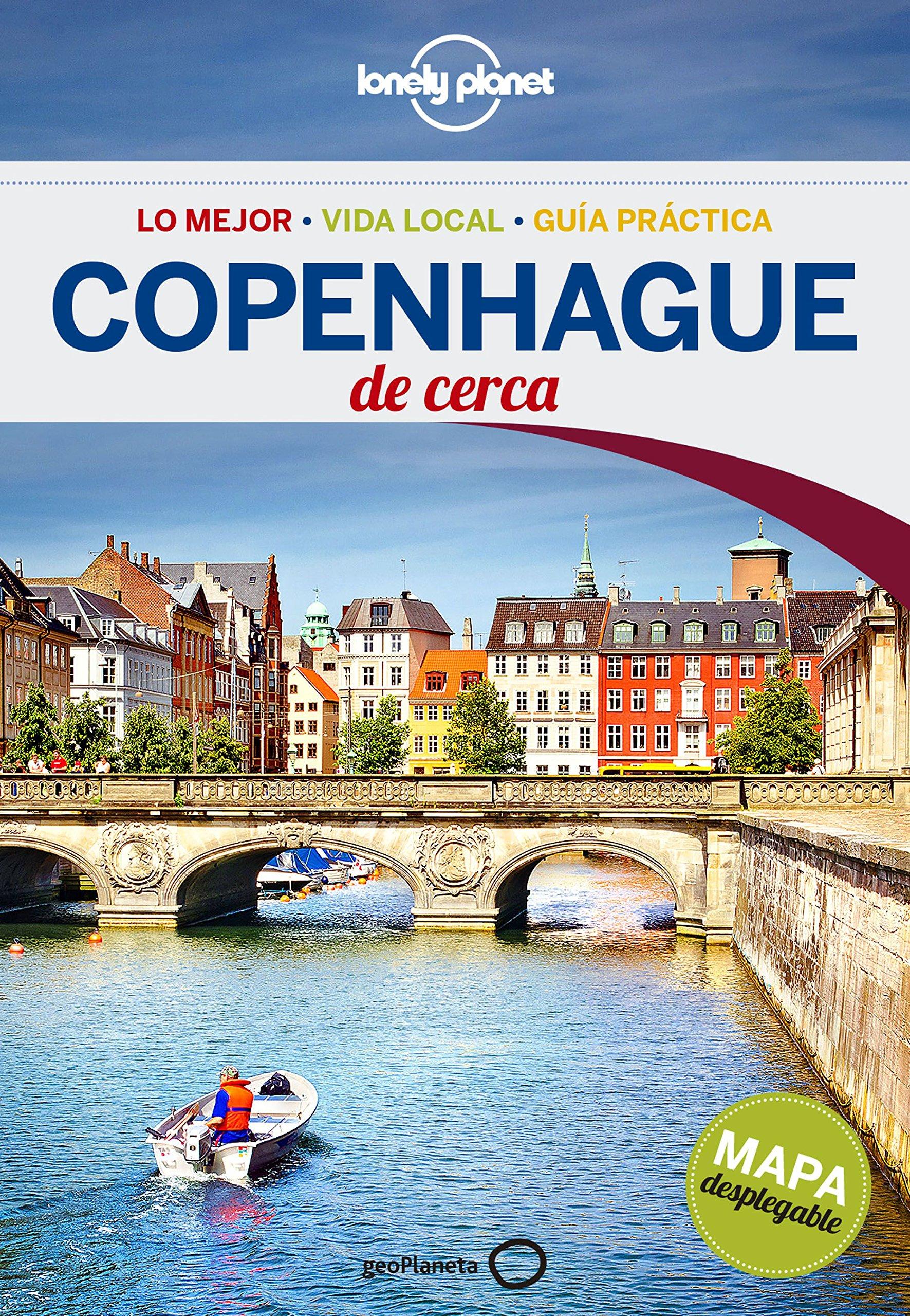Copenhague De cerca 2: 1 Guías De cerca Lonely Planet Idioma Inglés: Amazon.es: Bonetto, Cristian, Díaz Jiménez, Alfonso: Libros
