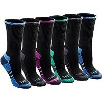 Dickies Dritech Advanced Moisture Wicking Crew Sock 6-pack