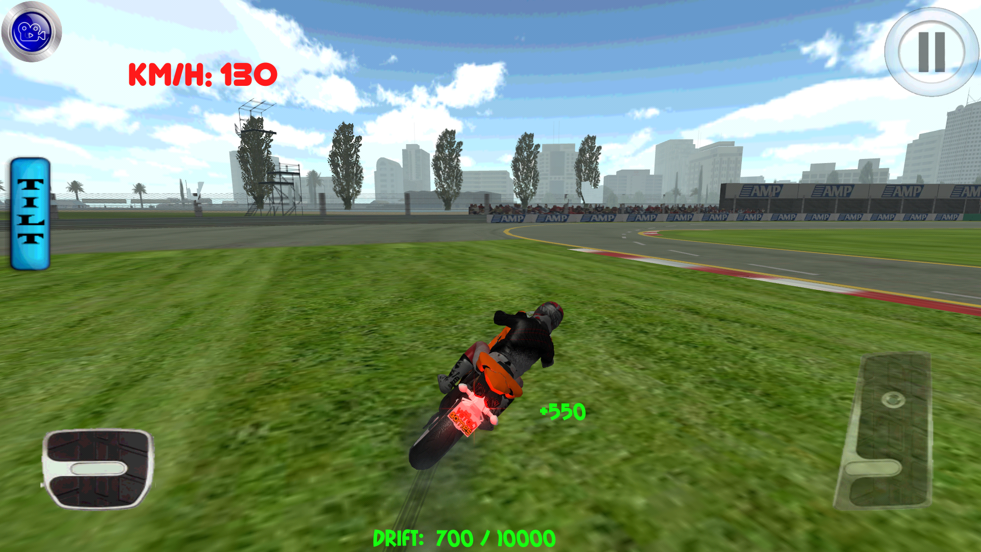 mad motobike drift racing 3d appstore for android. Black Bedroom Furniture Sets. Home Design Ideas
