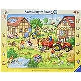 Ravensburger - 65820 - Puzzle Ma Petite Ferme 24 Pièces