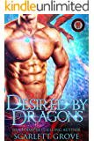 Desired By Dragons (Dragon Shifter Mega Bundle)