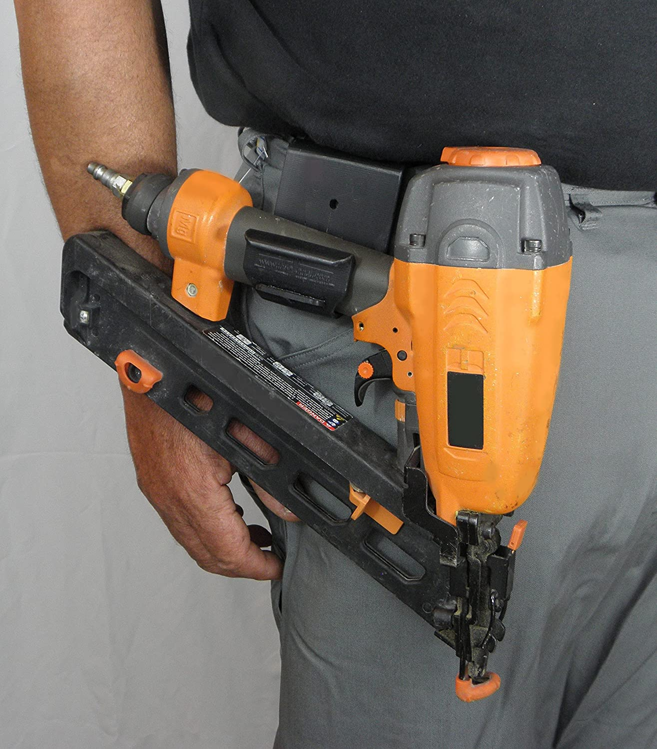 The Gunnie Cordless Drill Holster//Hook Single Unit